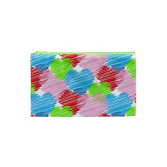 Holidays Occasions Valentine Cosmetic Bag (XS)