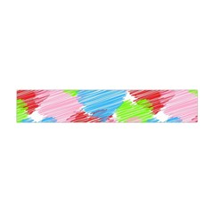 Holidays Occasions Valentine Flano Scarf (Mini)