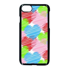 Holidays Occasions Valentine Apple iPhone 7 Seamless Case (Black)