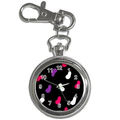 Pattern Tileable Seamless Background Key Chain Watches