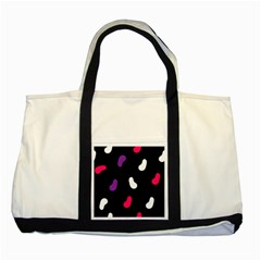 Pattern Tileable Seamless Background Two Tone Tote Bag