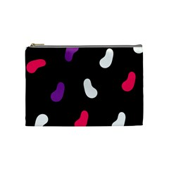 Pattern Tileable Seamless Background Cosmetic Bag (Medium)