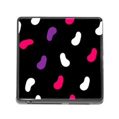 Pattern Tileable Seamless Background Memory Card Reader (Square)