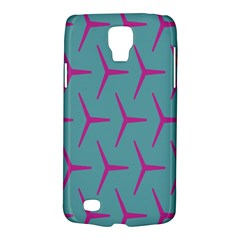 Pattern Background Structure Pink Galaxy S4 Active