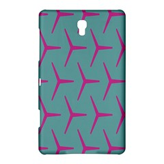 Pattern Background Structure Pink Samsung Galaxy Tab S (8.4 ) Hardshell Case