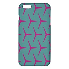 Pattern Background Structure Pink iPhone 6 Plus/6S Plus TPU Case