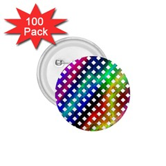 Pattern Template Shiny 1.75  Buttons (100 pack)
