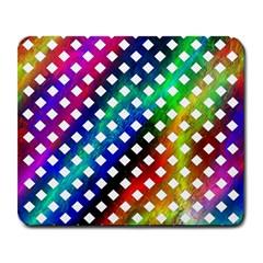 Pattern Template Shiny Large Mousepads