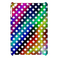Pattern Template Shiny Apple iPad Mini Hardshell Case