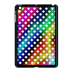 Pattern Template Shiny Apple iPad Mini Case (Black)