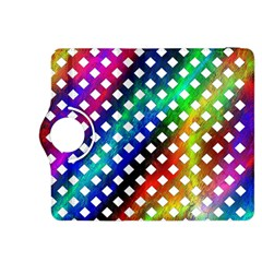 Pattern Template Shiny Kindle Fire HDX 8.9  Flip 360 Case