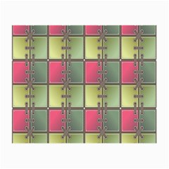 Seamless Pattern Seamless Design Small Glasses Cloth (2-Side)
