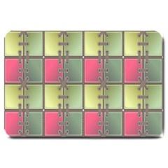 Seamless Pattern Seamless Design Large Doormat