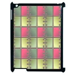 Seamless Pattern Seamless Design Apple iPad 2 Case (Black)
