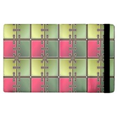 Seamless Pattern Seamless Design Apple iPad 3/4 Flip Case