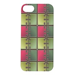 Seamless Pattern Seamless Design Apple iPhone 5S/ SE Hardshell Case
