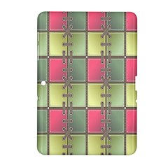 Seamless Pattern Seamless Design Samsung Galaxy Tab 2 (10.1 ) P5100 Hardshell Case