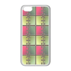 Seamless Pattern Seamless Design Apple iPhone 5C Seamless Case (White)