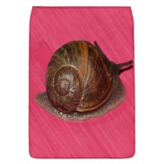 Snail Pink Background Flap Covers (L)