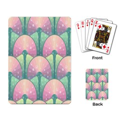 Seamless Pattern Seamless Design Playing Card