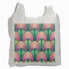 Seamless Pattern Seamless Design Recycle Bag (One Side)