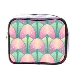 Seamless Pattern Seamless Design Mini Toiletries Bags