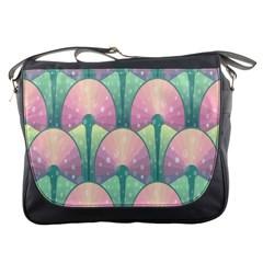 Seamless Pattern Seamless Design Messenger Bags