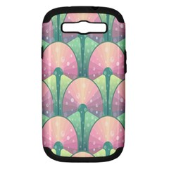Seamless Pattern Seamless Design Samsung Galaxy S III Hardshell Case (PC+Silicone)