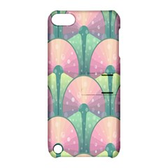 Seamless Pattern Seamless Design Apple iPod Touch 5 Hardshell Case with Stand