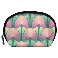 Seamless Pattern Seamless Design Accessory Pouches (Large)
