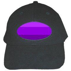 Transgender Flag Black Cap