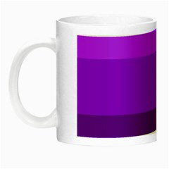 Transgender Flag Night Luminous Mugs