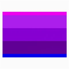Transgender Flag Large Glasses Cloth (2-Side)