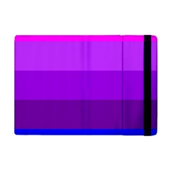 Transgender Flag Apple iPad Mini Flip Case