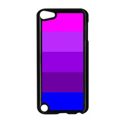 Transgender Flag Apple iPod Touch 5 Case (Black)