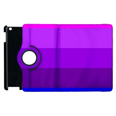 Transgender Flag Apple iPad 3/4 Flip 360 Case