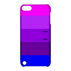 Transgender Flag Apple iPod Touch 5 Hardshell Case with Stand