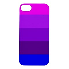 Transgender Flag Apple iPhone 5S/ SE Hardshell Case