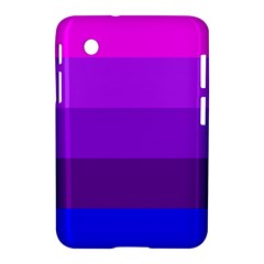 Transgender Flag Samsung Galaxy Tab 2 (7 ) P3100 Hardshell Case