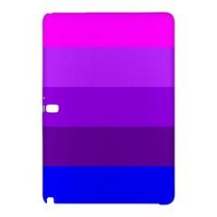 Transgender Flag Samsung Galaxy Tab Pro 12.2 Hardshell Case