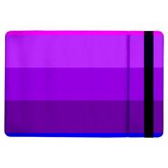 Transgender Flag iPad Air Flip