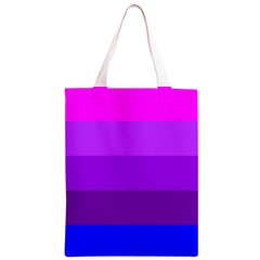 Transgender Flag Classic Light Tote Bag
