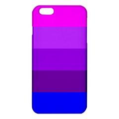 Transgender Flag iPhone 6 Plus/6S Plus TPU Case