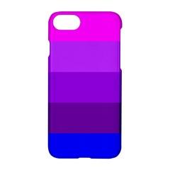 Transgender Flag Apple iPhone 7 Hardshell Case