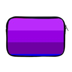 Transgender Flag Apple MacBook Pro 17  Zipper Case