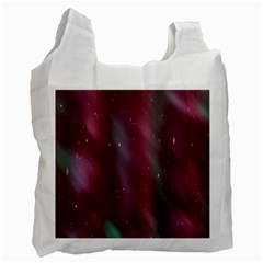 Stars Nebula Universe Artistic Recycle Bag (One Side)
