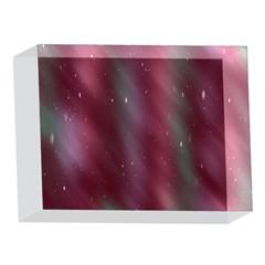 Stars Nebula Universe Artistic 5 x 7  Acrylic Photo Blocks