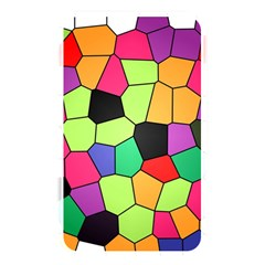 Stained Glass Abstract Background Memory Card Reader