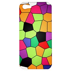 Stained Glass Abstract Background Apple iPhone 5 Hardshell Case
