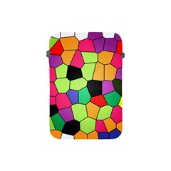 Stained Glass Abstract Background Apple iPad Mini Protective Soft Cases
